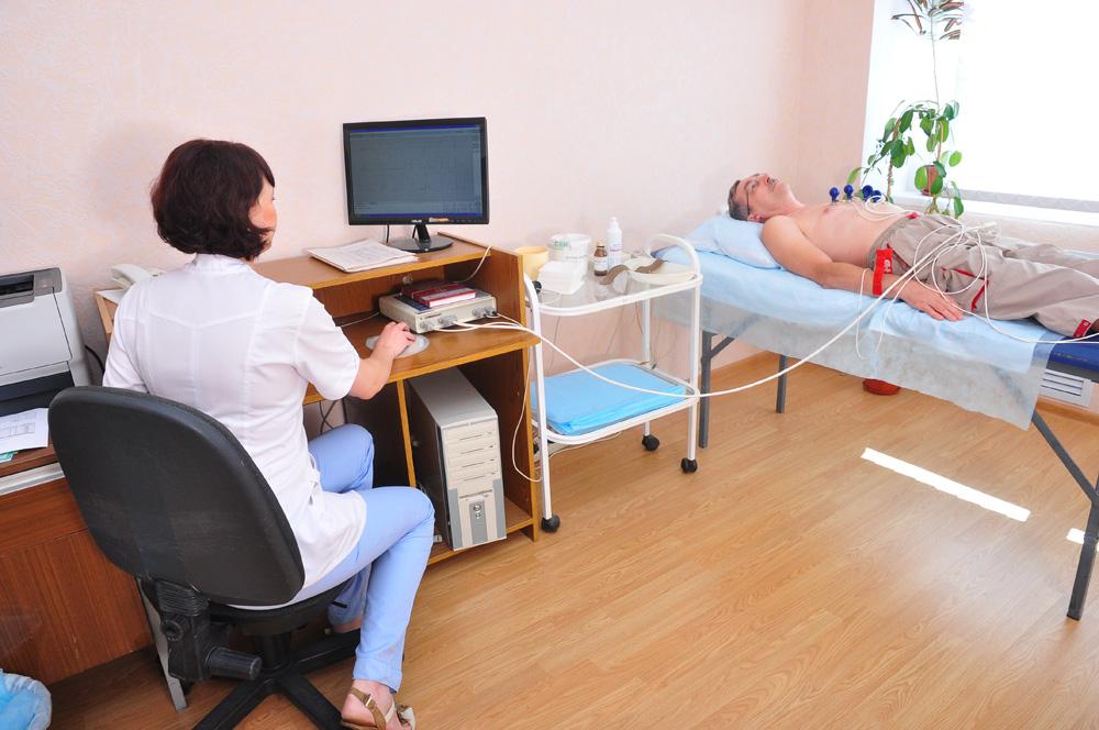 Кабинет функционального диагностирования
